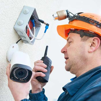 Holywell business cctv system repairs